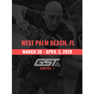 Level 1 Full Certification: West Palm Beach, FL (March 30 - April 3, 2020) TENTATIVE