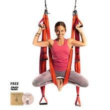 Yoga Trapeze® - Orange with Free DVD Tutorials