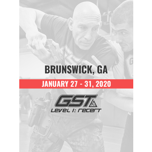 Re-Certification: Brunswick, GA (January 27-31 2020) TENTATIVE