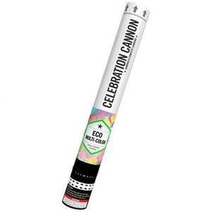 Biodegradable Confetti Cannon with Multi Color Confetti