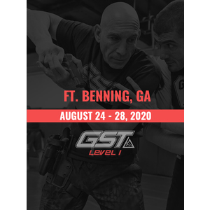 Level 1 Full Certification: Ft. Benning, GA (August 24-28, 2020)