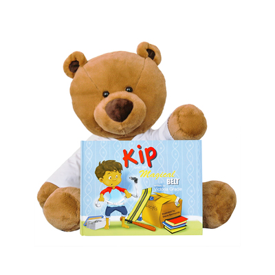 Collection: Jiu-Jitsu Bear & Kip Book