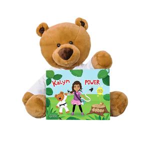 Collection: Jiu-Jitsu Bear & Kalyn Book