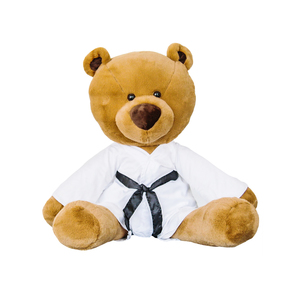 Bubba the Jiu-Jitsu Bear