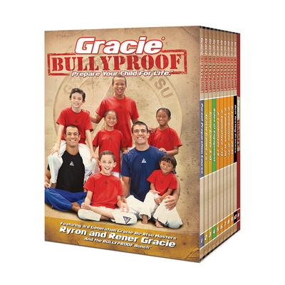 Gracie Bullyproof Standard DVD Package