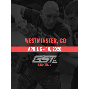 Level 1 Full Certification: Westminster, CO (April 6-10 2020) TENTATIVE