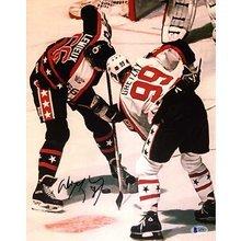 Wayne Gretzky Signed 11x14 Photo Certified Authentic Beckett BAS COA