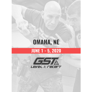 Re-Certification: Ft. Omaha, NE (June 1-5, 2020)