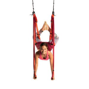 Wholesale Orange Yoga Trapeze Kit - 10 units
