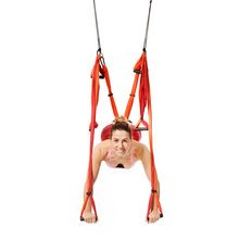 Yoga Trapeze - Orange - $1 Trial (30 days) FREE DVD