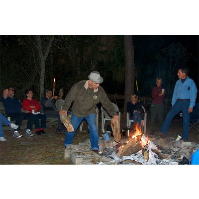 Raw Vegan Potluck and Bonfire, New Smyrna Beach, Fl, 11-16-2019