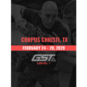 Level 1 Full Certification: Corpus Christi, TX (February 24-28, 2020) TENTATIVE