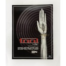 Adam Jones Tool 2014 Tour VIP Guest Package Signed Poster + Swag Authentic BAS COA