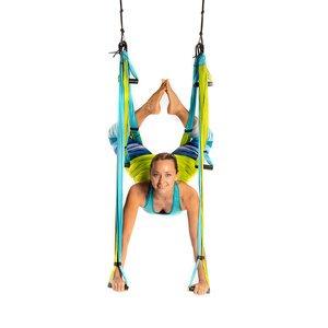 Yoga Trapeze de Color Azul - 10 unidades