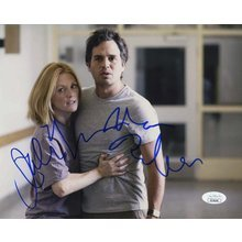 Blindness Cast Ruffalo and Moore Signed 8x10 Photo Certified Authentic JSA COA