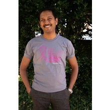 Let's Beat Breast Cancer T-shirt: Unisex