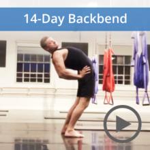 14-Day 'Backbend' Challenge | 27 Jan - 09 Feb, 2020