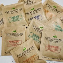 Assortment Tea Sachets