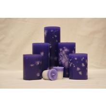 "9"" Olympic Lavender Pillar"
