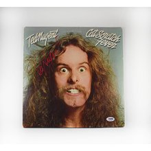Ted Nugent Cat Scratch Fever Signed Record Album LP Certified Authentic PSA/DNA COA