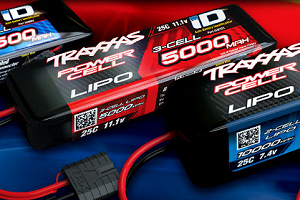 Traxxas Batteries
