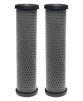 2 Replacement Water Filter Cartridges