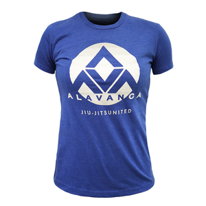 AV Women's Basic Tee (Royal Blue)