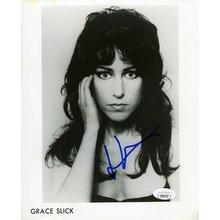 Grace Slick Starship Signed 8x10 Photo Certified Authentic JSA COA