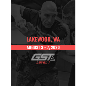 Level 1 Full Certification: Lakewood, WA (August 3-7, 2020) TENTATIVE