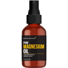 Pure Magnesium Oil (4 fl oz)