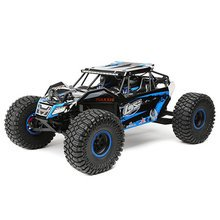 Losi 1/10 4WD Rock Rey RTR AVC Blue - Scratch and Dent