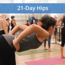 21-Day 'Hip Opening' Challenge | 4 - 24 May 2020