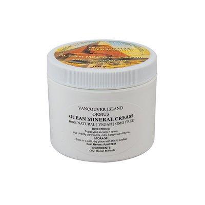 Vancouver Island ORMUS Ocean Mineral Cream, 100 gram