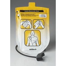 Defibtech Adult Pad Package (For Lifeline View) DDP-2002
