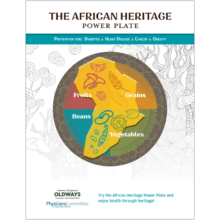 The African Heritage Power Plate