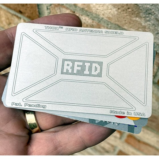 The THOR™ Credit Card RFID Shield