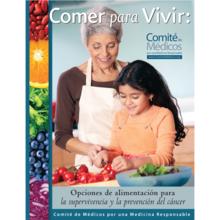 Healthy Eating For Life/ Alimentación nutritiva de vida