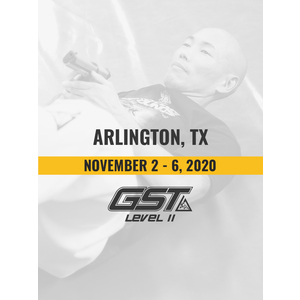 Level 2 Re-Certification: Arlington, TX (November 2-6, 2020)