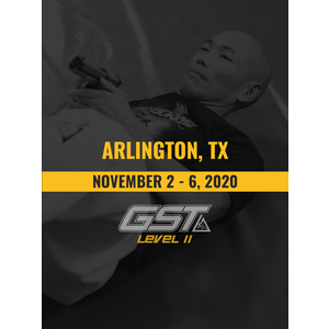 Level 2 Full Certification: Arlington, TX  (November 2-6, 2020)