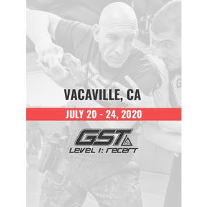 Re-Certification: Vacaville, CA (July 20-24, 2020) TENTATIVE