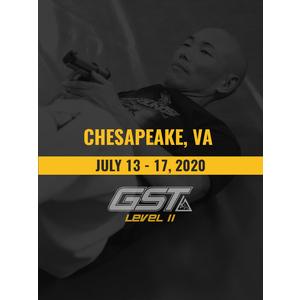 Level 2 Full Certification: Chesapeake, VA (July 13-17, 2020)