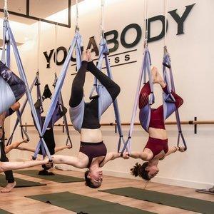 Formación de Yoga Trapeze 299€/3 meses