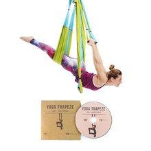 Yoga Trapeze - Aqua - $1 Trial (30 days) FREE DVD