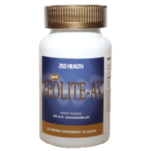 Veggie Zeolite capsules with a powerful natural immune booster- Humic acid