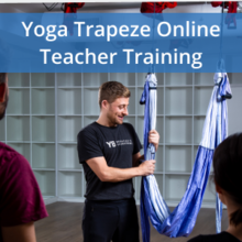 Yoga Trapeze Online Teacher Training | Become Certified | 6 - 17 July 2020