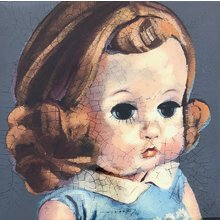 "Blue Reid - ""I'm Fine #6"" (Tony Doll)"