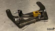 C6 Corvette Hand Brake bolt on baseplate