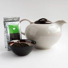 Earth Tone Teapot