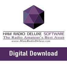 Ham Radio Deluxe Software (download delivery; without CD or USB)