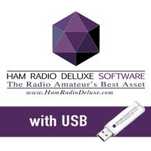 Ham Radio Deluxe Software with USB
